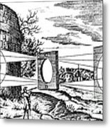 Properties Of Light, 1685 Metal Print