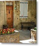 Provence House 2 Metal Print