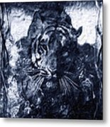 Prowler Metal Print