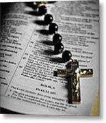 Psalm 107 Metal Print