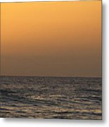Puerto Vallarta Sunset Metal Print