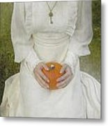 Pumpkin Metal Print by Joana Kruse