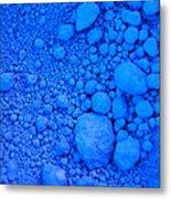 Pure Cobalt Powder Metal Print by G Fletcher