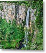 Purlingbrook Falls In Australia Metal Print