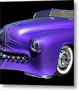 Purple Customized Metal Print