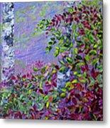 Purple Haze Metal Print by Joanne Smoley