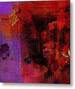 Purple Rain I Metal Print