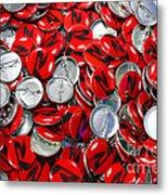 Push Chevys Buttons Metal Print