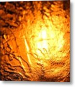 Push Your Light Towards Me Metal Print by Marie-Claude Charron