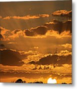 Put Another Day To Rest Metal Print