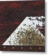 Pyramid 1 Metal Print