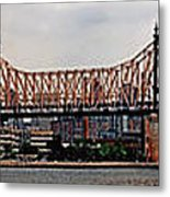 Queensboro Bridge Metal Print