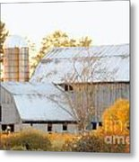 Quiet Country Metal Print by Joe Jake Pratt