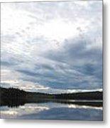 Quiet Lake Metal Print