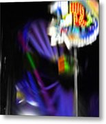 R Eight Metal Print