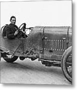 Race Car, 1914 Metal Print