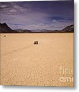 Racetrack Playa Metal Print