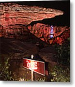 Radiator Racers - Cars Land - Disneyland Metal Print