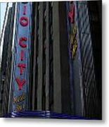 Radio City Music Hall Cirque Du Soleil Metal Print by Lee Dos Santos