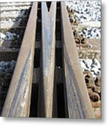 Railroad Series 05 Metal Print