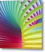 Rainbow 7 Metal Print
