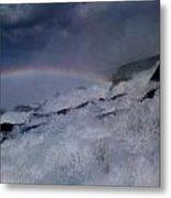 Rainbow Falls Metal Print
