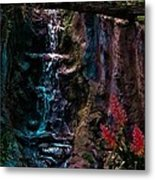 Rainforest Eden Metal Print