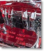 Ram Jet Pfi Gm Performance Parts Engine Metal Print