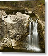 Ramsey Falls Mn 16 Metal Print