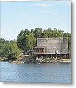 Ramsey Lake Sudbury Metal Print