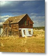Ranch House Metal Print