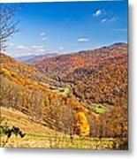 Randolph County West Virginia Metal Print