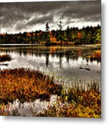 Raquette Lake In Upstate New York Metal Print