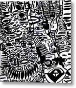 Rastafari Metal Print
