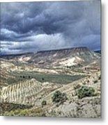 Rattlesnake Ridge Geological Site Metal Print