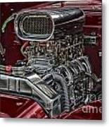 Raw Horsepower Metal Print