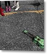 Real Gone In Nowheresville Metal Print by Terry Doyle