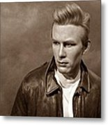 Rebel Without A Cause S Metal Print