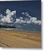 Receding Waters Metal Print