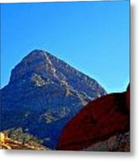 Red Rock Canyon 24 Metal Print