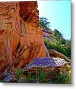 Red Rock Canyon 46 Metal Print