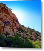 Red Rock Canyon 59 Metal Print
