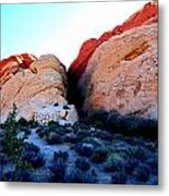 Red Rock Canyon 9 Metal Print