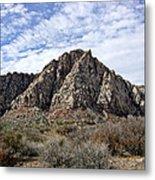 Red Rock Canyon - Nevada Metal Print