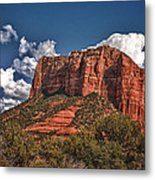 Red Rock Country Sedona Az Metal Print