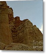 Red Rock II Metal Print
