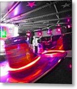 Red Waltz Metal Print