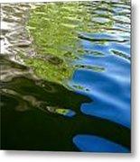 Reflecting Lake Of The Isles  Metal Print