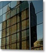 Reflection Of Providence Metal Print