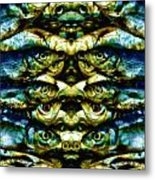 Reflections 2 Metal Print